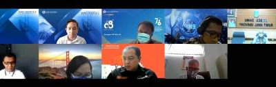 TPID Jatim Rakor Kendalikan Inflasi di Masa PPKM Darurat, Ini Tujuh Rekomendasinya