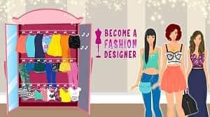 Moda Tasarımcısı Ol - Become A Fashion Designer