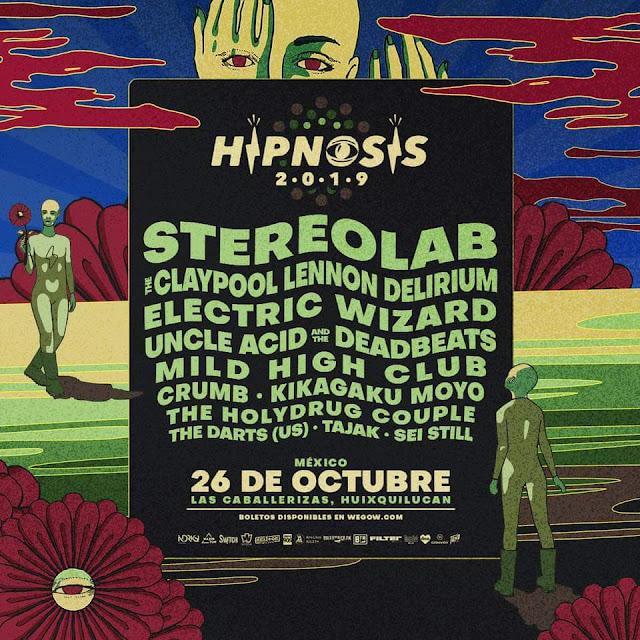 Festival Hipnosis, Cartel