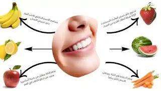 تبييض الاسنان كالثلج وصفه مجربه في يوم واحد