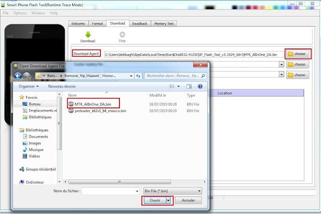 Remove frp  bypass DOOGEE X10S