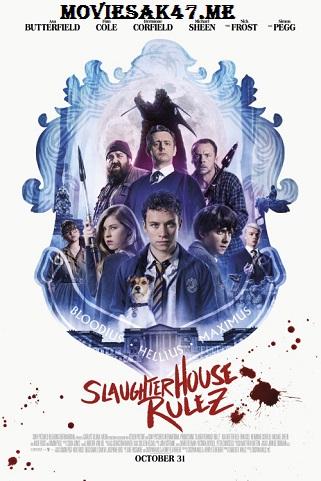 Slaughterhouse Rulez (2018) BluRay 480p 720p 1080p Full English Movie HD Watch Online Free