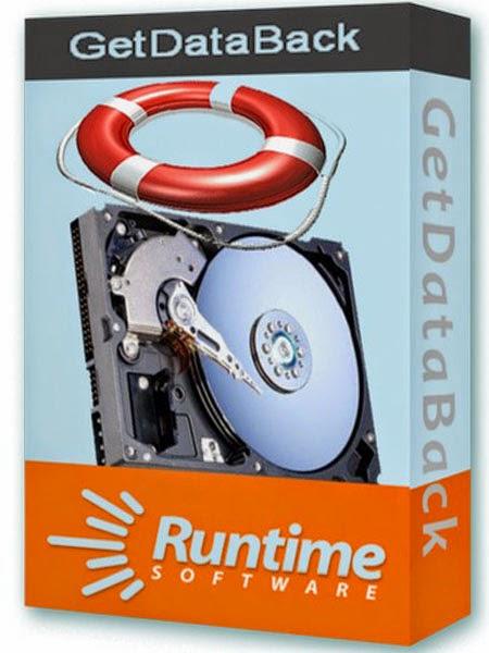 Baixar Runtime GetDataBack – NTFS & FAT 4.21 + Crack