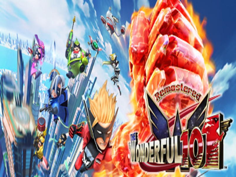 Download The Wonderful 101 Remastered Game PC Free