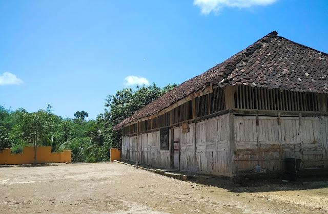 Sekolah SD Iyang