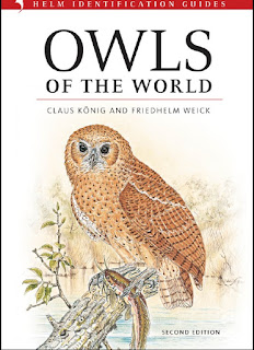 Helm Identification Guides Owls of the World 2nd Edition