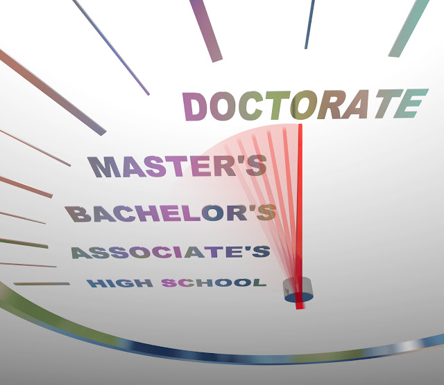 Get a doctorate online