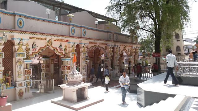 Khajrana Ganesh temple pictures