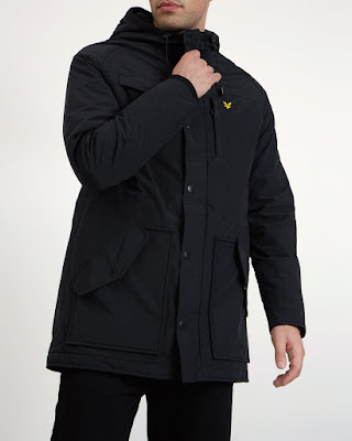 Lyle and Scott Jacket
