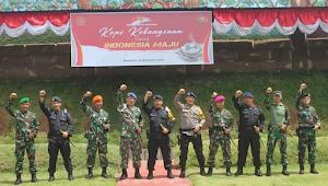Kopi Kebangsaan: silaturahmi serta sinergitas antara TNI-POLRI