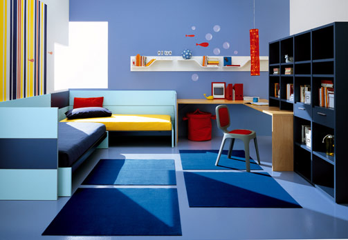 Decorating Ideas For Children Bedroom