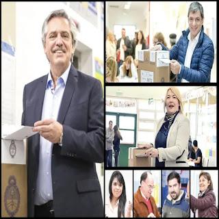 Fernandez, Rodriguez y Bertone electos