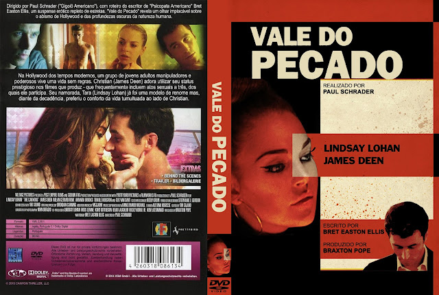 Capa DVD Vale Do Pecado [Exclusiva]