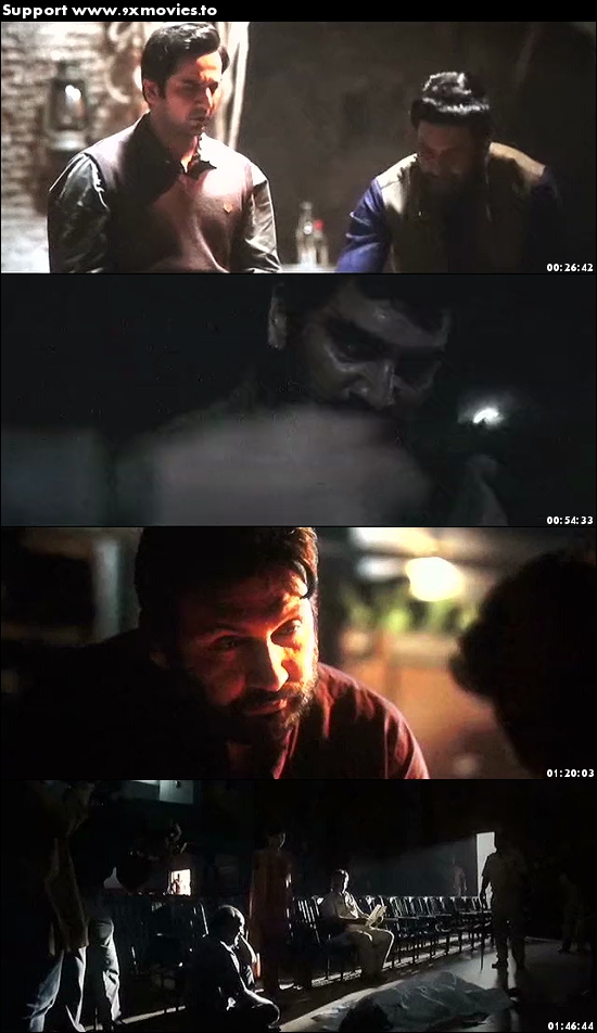 Bhoomi 2017 Hindi DVDScr 350MB