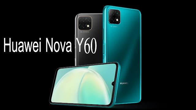 سعر ومواصفات هاتف Huawei Nova Y60