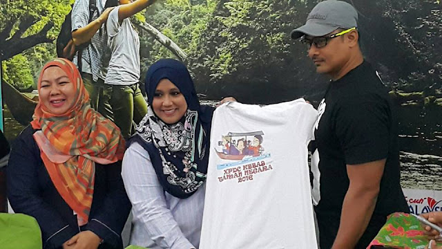 Majlis Perasmian Tapak Pembinaan Eco Adventure Camp ,  Malaysia,