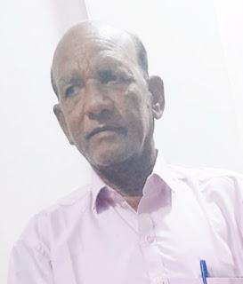 सेवानिवृत्त शिक्षक शिवमूर्ति सिंह का आकस्मिक निधन    #NayaSaberaNetwork