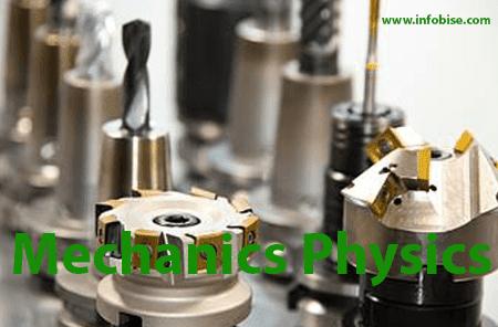 mechanics physics