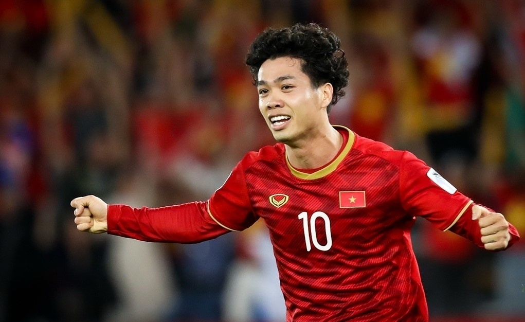 Công Phương rất có duyên với Malaysia với 5 bàn và 2 kiến tạo