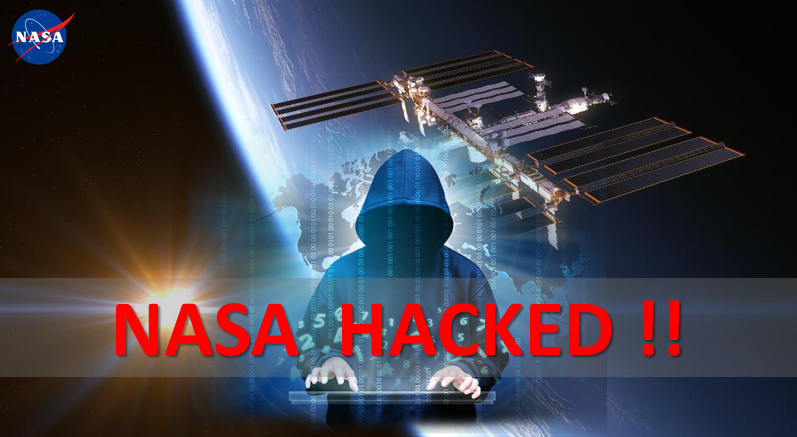 NASA HACKED BY RASPBERRY PI 2019
