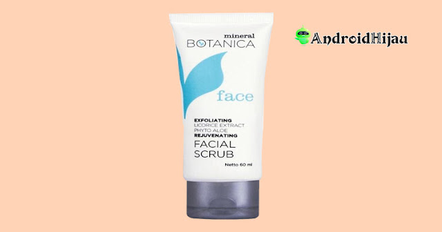 Harga Mineral Botanica Face Scrub