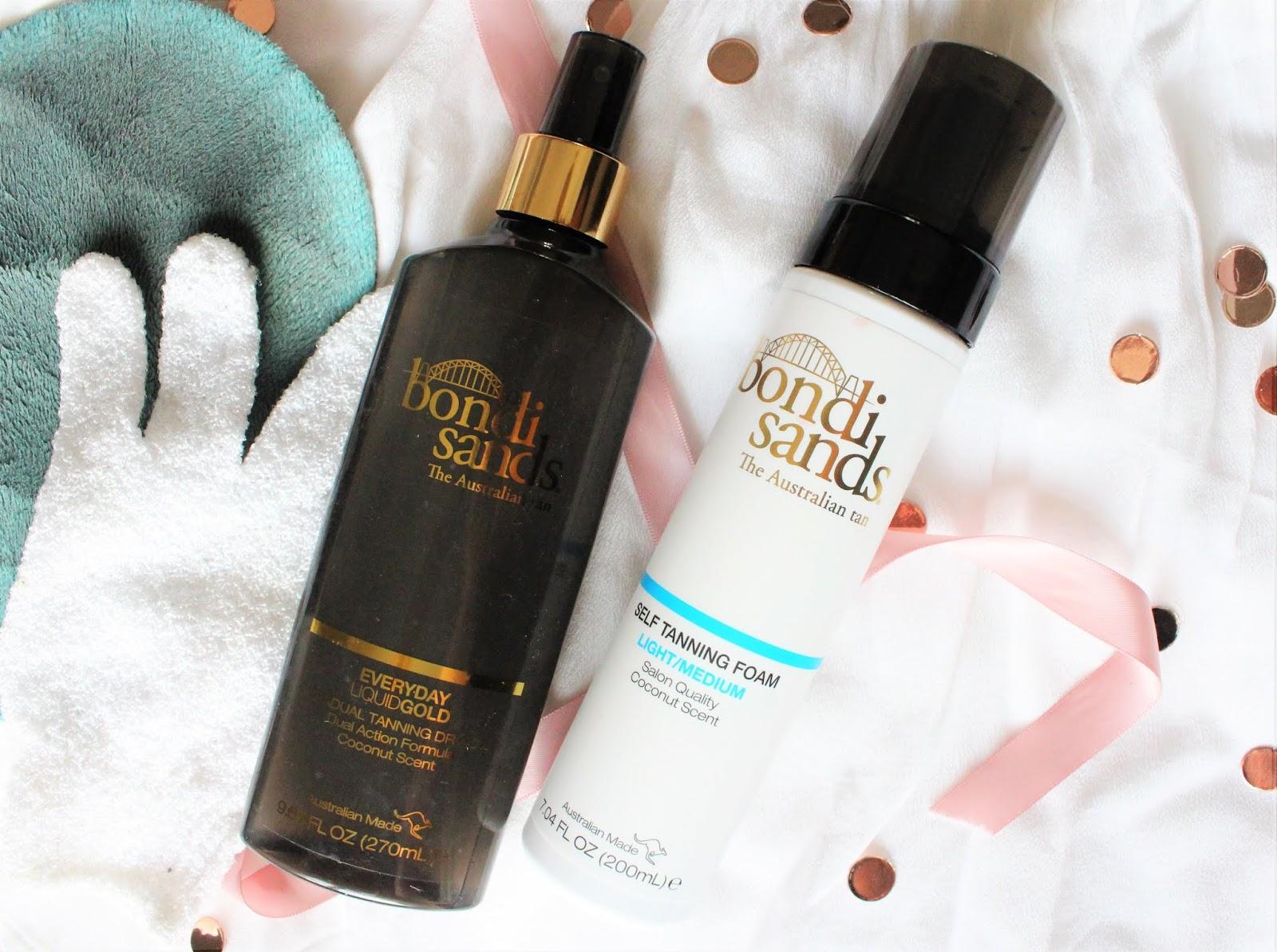 my fake tanning routine blog