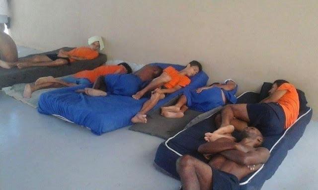 Huelga de hambre en cárceles de Ecuador