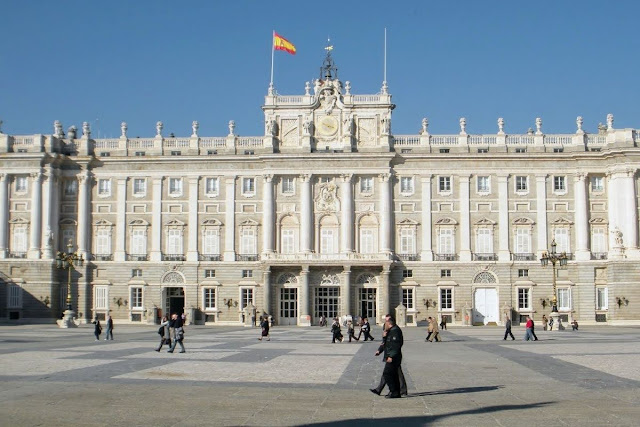 3 Days in Madrid: The Royal Palace of Madrid