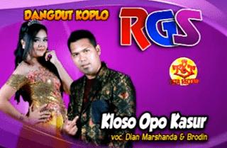 Lirik Lagu Kloso Opo Kasur
