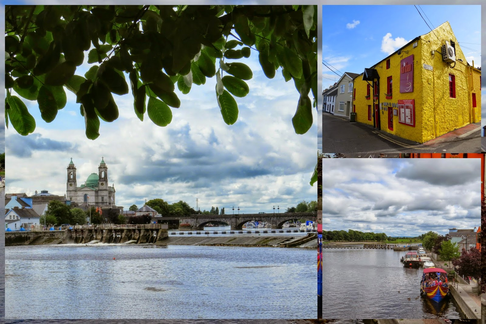 Dublin to Clare Road Trip: Athlone