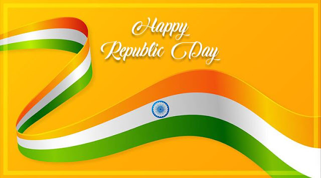 Happy Republic Day.Happy Republic Day.