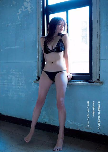 筧美和子 Miwako Kakei Tokyo Metamorphose Images 4