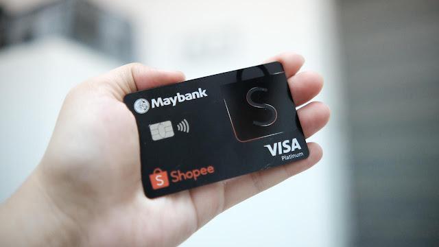Cara Aktifkan Maybank Shopee Credit Card