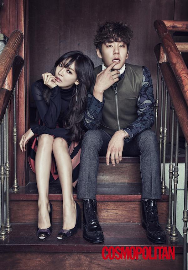 Kim So Yeon Kwak Si Yang