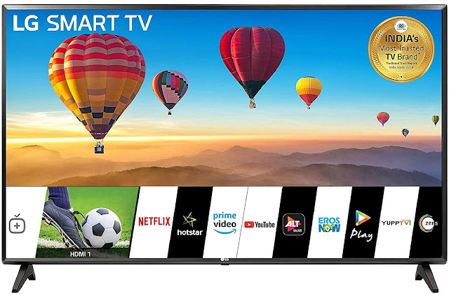 LG HD Ready LED Smart TV