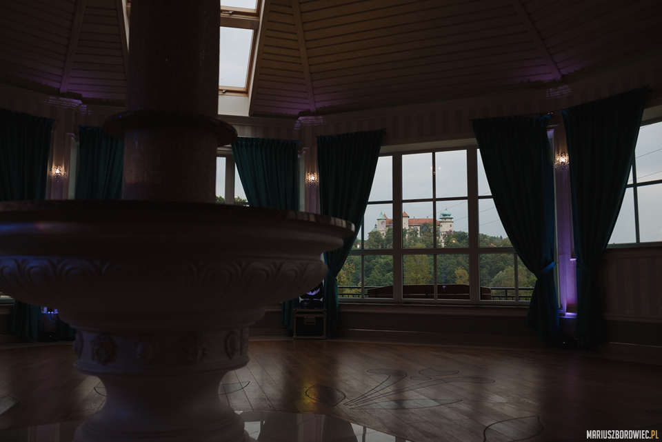 sala ślubna Panorama Nowy Wiśnicz