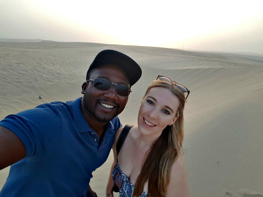 Qatar Desert Sand Dunes Excursion