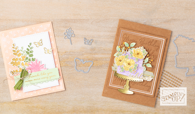Nigezza Creates with Stampin' Up! Coordination Product Release!