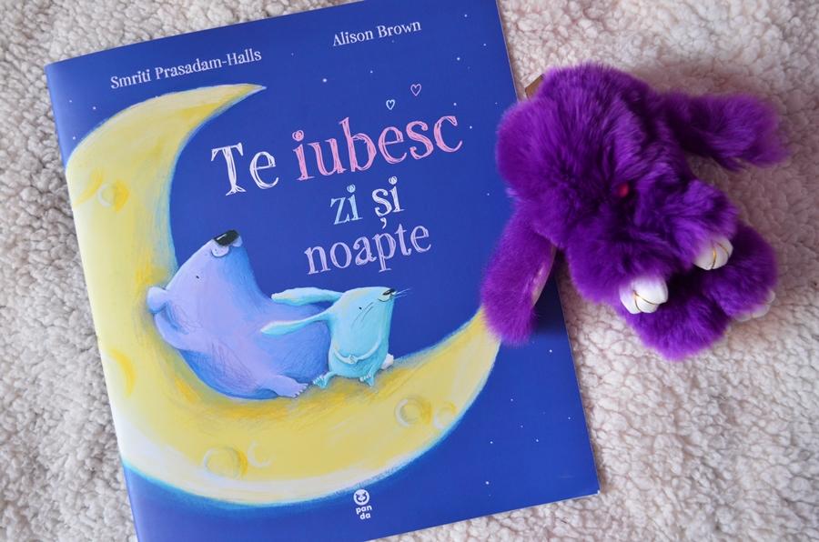 carte te iubesc zi si noapte editura pandora m