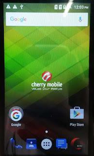 Cherry Mobile FLARE J1 Mini firmware