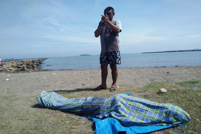 Pria Ber-KTP Bone Ditemukan Tewas Tenggelam di Makassar