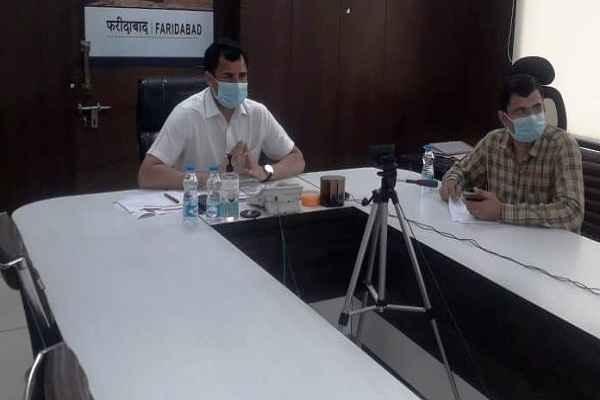 faridabad-administration-ready-for-third-wave-of-corona-virus-disease