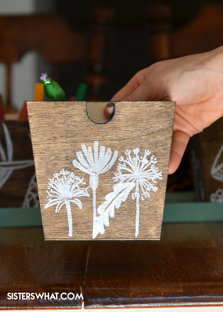 how to paint dandelions