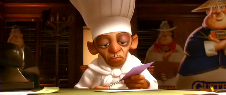Ratatouille Movie Characters Skinner