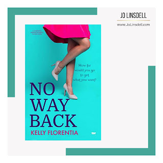 No Way Back by Kelley Florentina