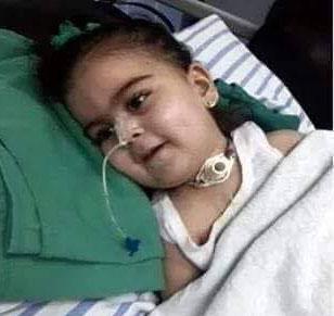 وصف بالمعجزة الطبية.. طفلة سورية تستعيد عافيتها بعد غيبوبة استمرت ٤٠ يوماً في اللاذقية