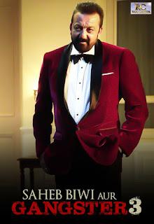 Saheb Biwi Aur Gangster 3 Official Trailer Sanjay Dutt Jimmy Sheirgill
