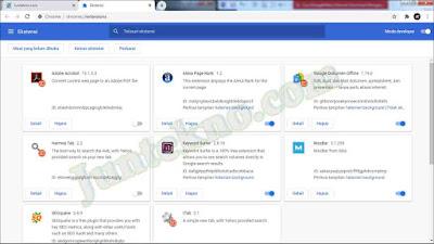 Cara Mengaktifkan Internet Download Manager di Chrome, Cara Mengaktifkan IDM di Chrome