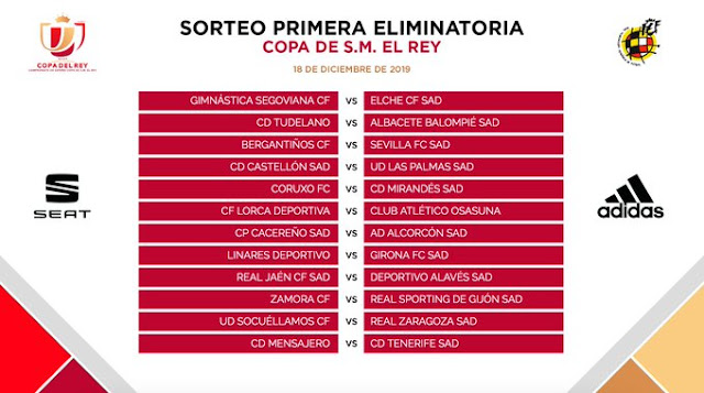 Bergantiños Sevilla FC Copa