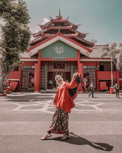 Ada Cerita tentang Pancasila dan Keragaman di Surabaya